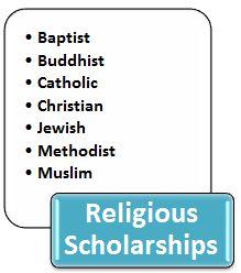 Religious Scholarships