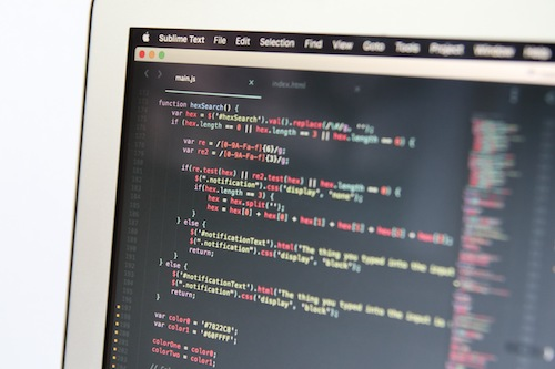 Learn how to become a computer programmer and write code like this!
