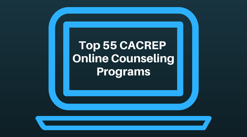 List of the top CACREP accredited online counseling programs by cost
