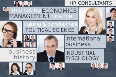 Human resource consultants wear many hats