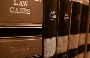 Online paralegal certificate programs will involve case law