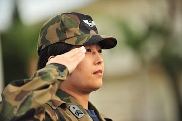 Graduate of SNHU military tuition discount program