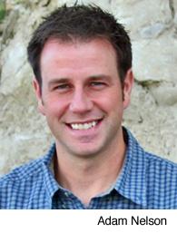 Adam Nelson, online nursing degree student