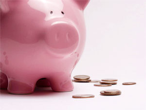 GetEducated Online College Scholarship Money | Piggy Bank