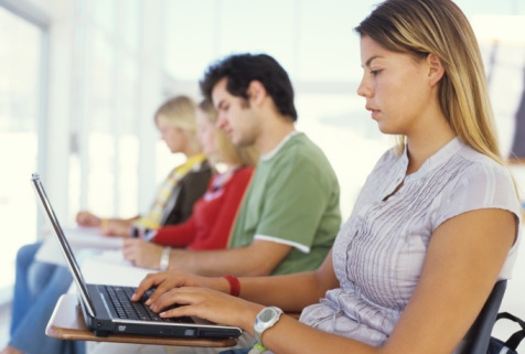 Increased student teacher interaction may discourage online college students