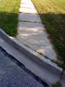 Curb edge in Michigan, Universal Design in Education