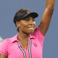 Venus Williams, famous online alumni of IU