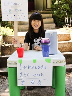 Online Learning Tools for Small Business Owners | Lemonade Stand