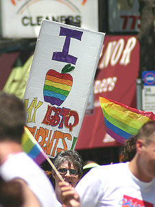 Gay High School | LGBTQ Youth | I Love my LGBTQ Students