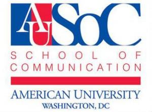 American University School of Communications Logo