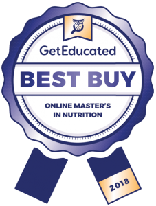 Most Affordable Master's in Nutrition