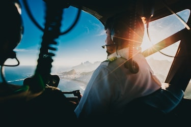 Pilot is one of the highest paying jobs without a degree