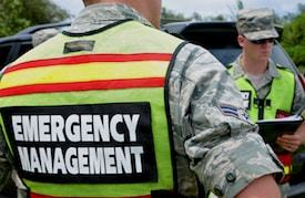 Online emergency management degree graduates help during the toughest of times