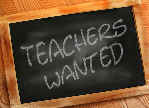 List of current online teaching jobs
