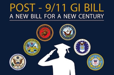 Post 9/11 GI Bill allows for better VA education benefits