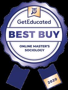Master's in sociology online ranking