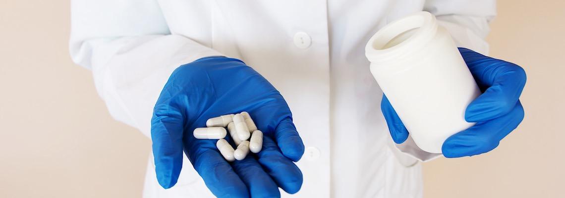 Become a pharmacy tech