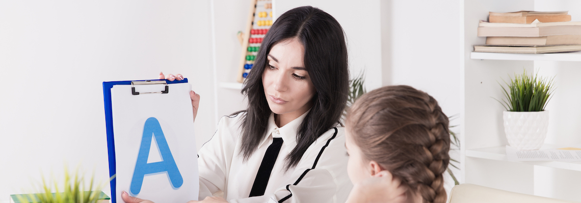 Learn how to become a speech pathologist