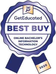 Online bachelor's degree in information security cost rankings
