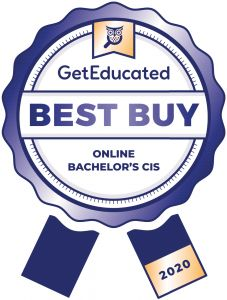 Online computer information systems degree cost rankings