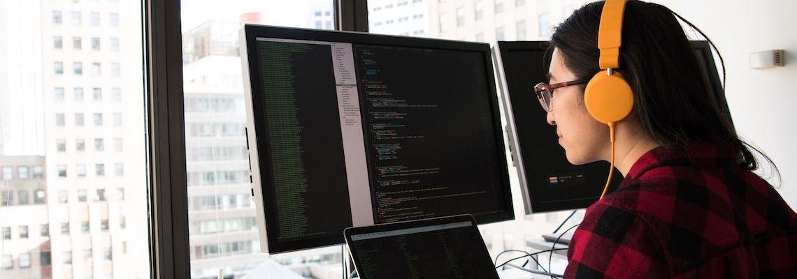 Graduate of a computer programming certificate online