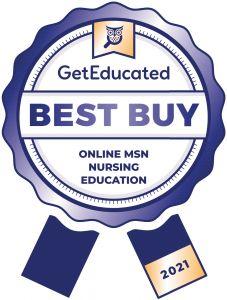 Cost rankings of online master's in nursing education