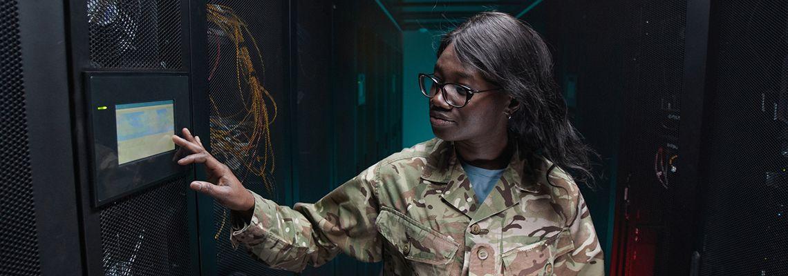 military data scientist